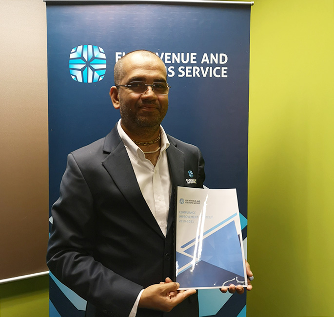 Das Launches Revenue and Customs Service Compliance Improvement Strategy 2019-2021.