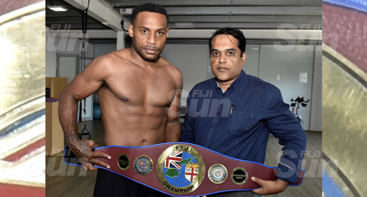 Boxing Title Back In Sorokoba After 30 Years