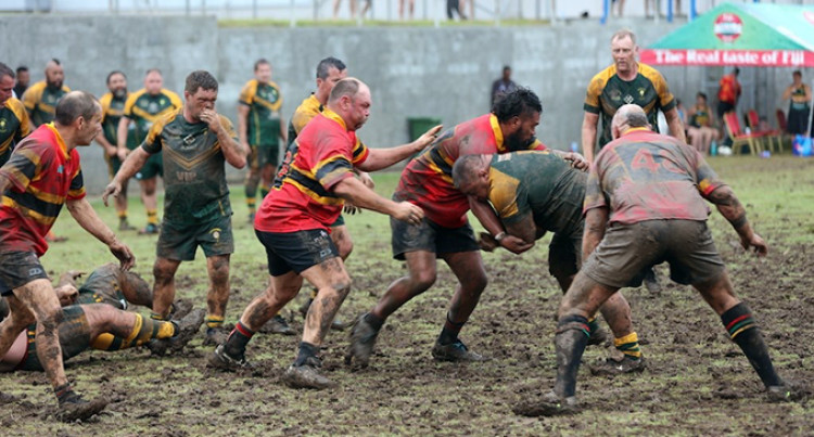 Naevo Calls For More Veterans Rugby Competition