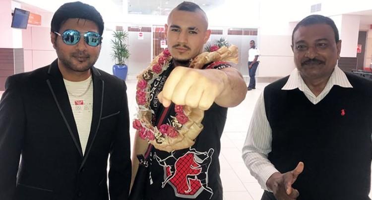 Bring Your A-Game, 'Raging Bull' Khalid Tells 'Sniper' Singh
