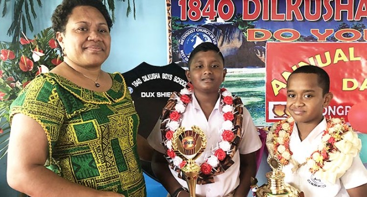 Dilkusha Boys School Dux Dedicates Award To Late Friend