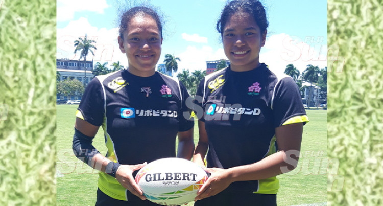 Lomai Sisters To Play For Japan