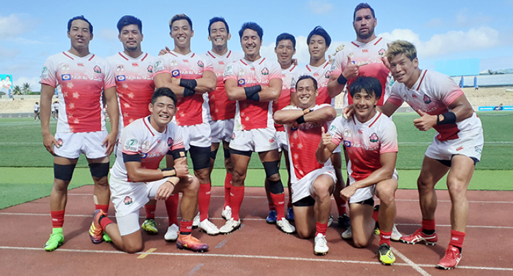 Japan Pulls Off Major Upset In Oceania 7s Championship