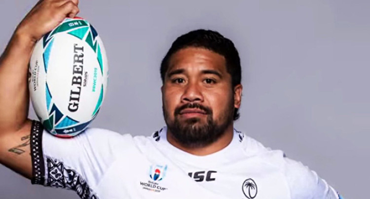 Campese Maáfu Named To Play Against The Flying Fijians