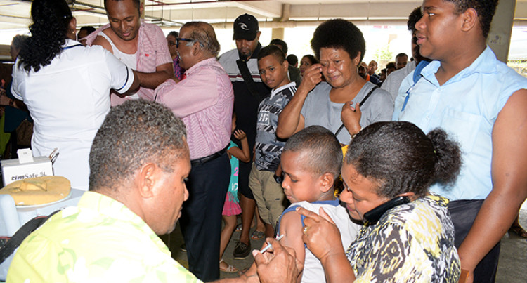 Measles Outbreak: 3 More Cases Confirmed By Fiji's Health Ministry, Total of 7 Confirmed Cases