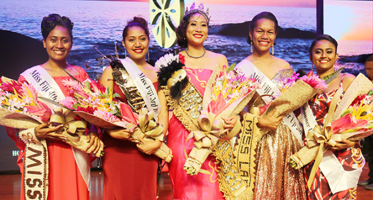 Miss Suva Jessica Fong Crowned Miss Fiji, Eyes Pacific Title
