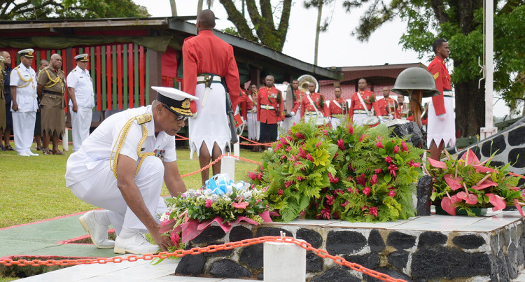 Mutiny Remembrance Day