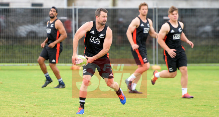Teams Train For Oceania 7s