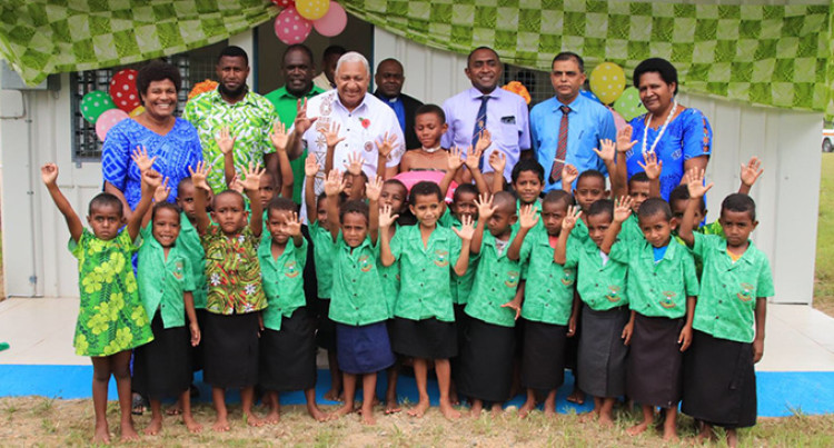 PM Bainimarama Dismisses Rumours Of 'No Money to Fund Capital Works'