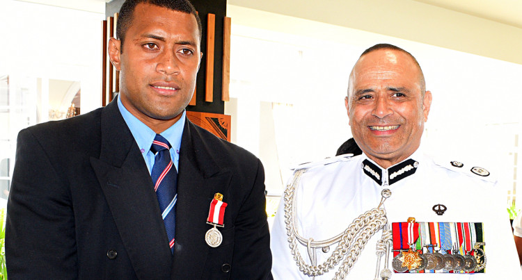 Order of Fiji Investiture Ceremony 2019