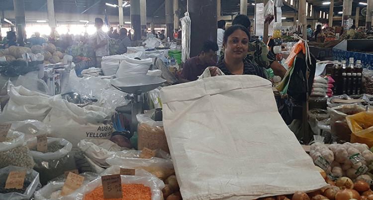 Lautoka Market Vendors Support Plastic Ban