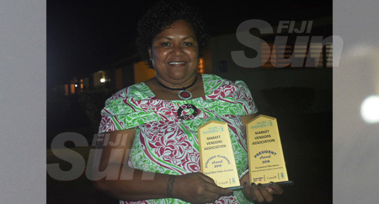 Maisamoa Dedicates Award To Rakiraki Market Vendors
