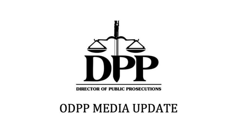 ODPP Rape And Sexual Offences Statistics – October 2019