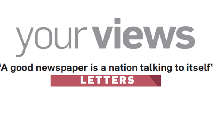 Letters To The Editor (06/11/19)