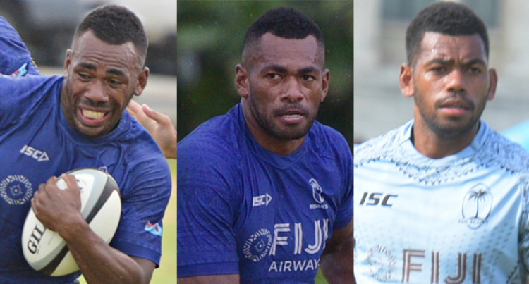 Kavekini Tabu Joins Brothers Isoa and Sevuloni In Fiji Sevens Squad For Dubai