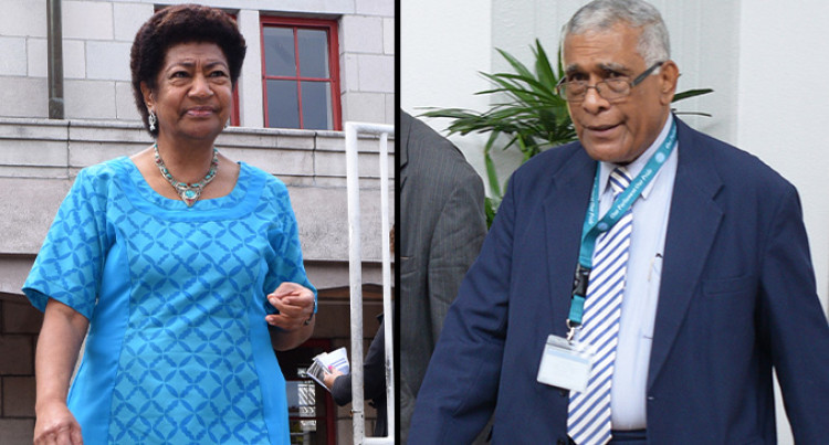 Analysis: Ro Teimumu, Ratu Naiqama Definitely In Their Last Term In Parliament