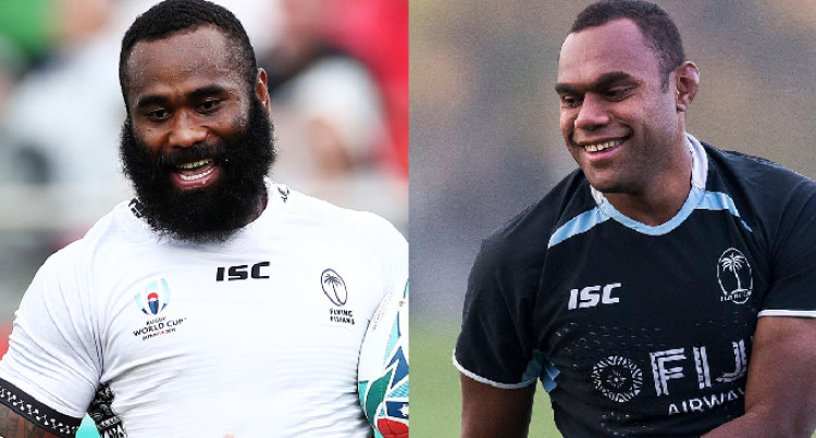 Flying Fijians In Demand