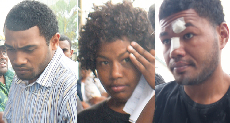 Three Women, Two Men Who Allegedly Assaulted Police Officers In Nausori Denied Bail