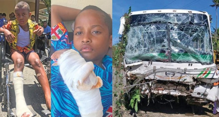Bus Driver Saved Us Says Passenger