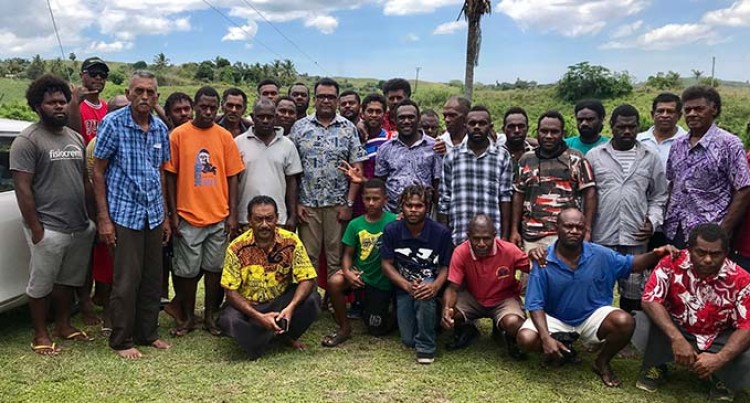 Vanuatu Cane Cutters Group: Thank You Fiji