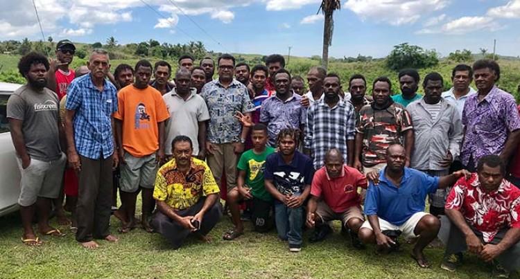 Vanuatu Cane Cutters Group: Thank You Fiji
