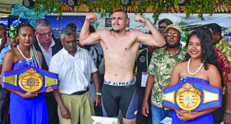 'Sniper' Overweight, Fight Upgraded To Light Heavyweight Class