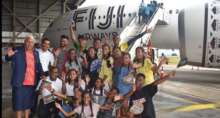 The Best Flight of My Life, PM Bainimarama Says