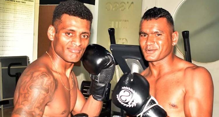 Ravudi Confident, Naidu Predicts Knockout Win