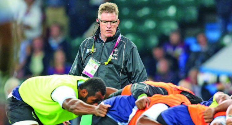 'It's In Fiji Rugby Union's Hands', McKee Hopes To Stay On For Another 4 Years, But Officials Reported To Be In Talks With French