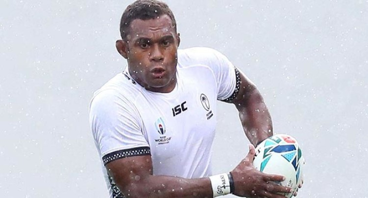 Sale Sharks Boss Reveals They Want Flying Fijian Leone Nakarawa