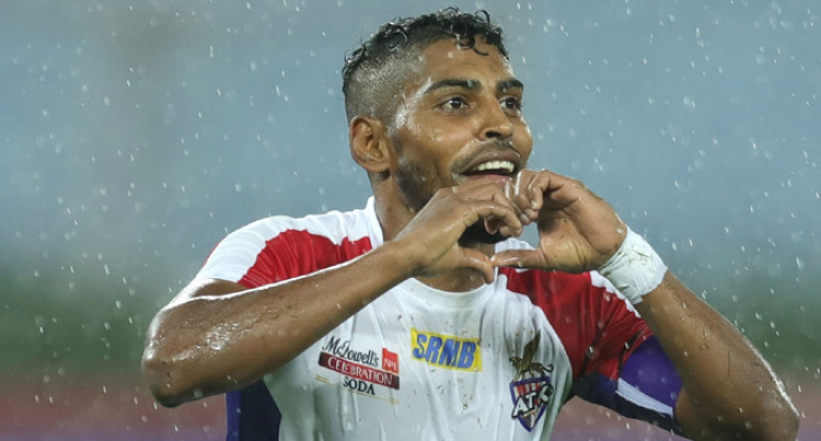 Roy Krishna Strikes To ATK Tops ISL Table