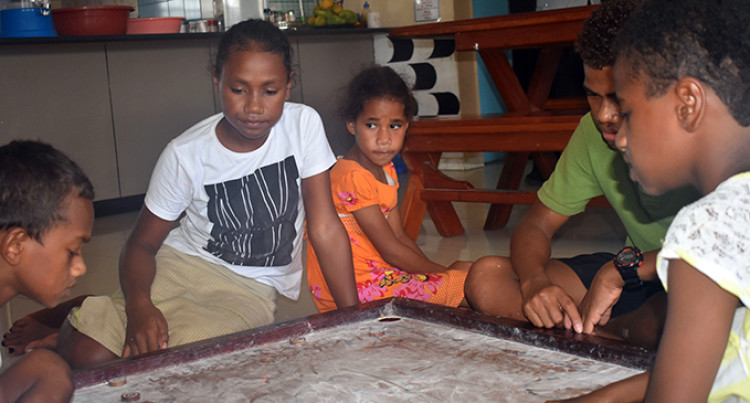 iTaukei Children Top Numbers At Saint Tabitha Home
