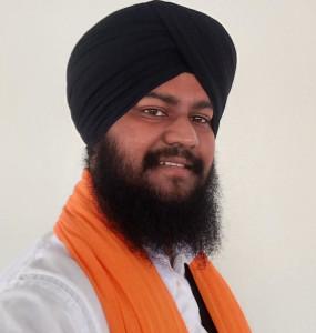 Head priest of Sikh Gurudwara Prabandhak Committee Suva Preetam