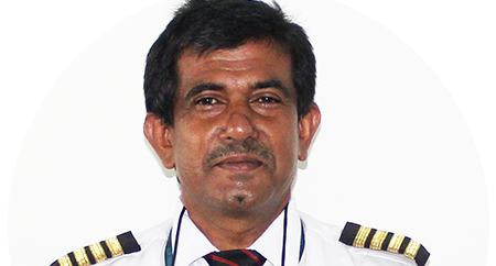 Northern Airchief executive,CaptainRainjashSan.