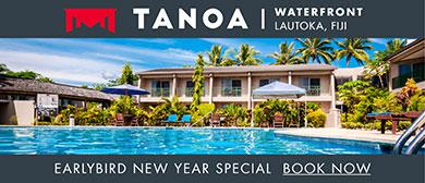 Tanoa Waterfront Lautoka Fiji