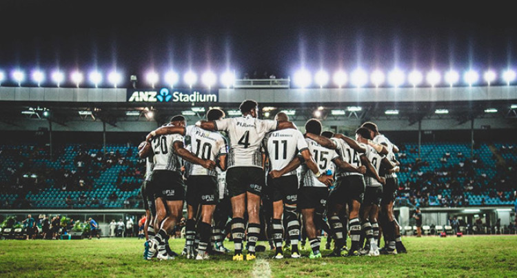 11 Flying Fijians Debut Against Barbarians