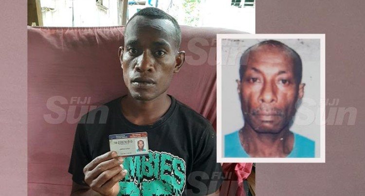 Suva Harbour Floating Body: 'I Did Not Expect The Man To Be My Uncle'