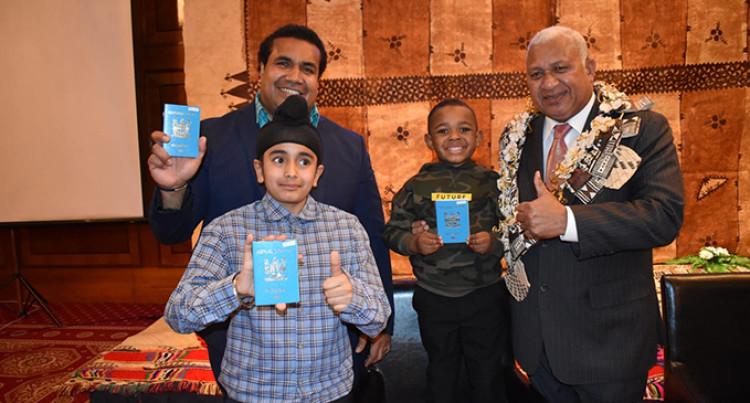 Fijian Passports Processed In London, PM Announces