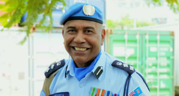 First Fijian Peacekeeper In Yemen Back Home