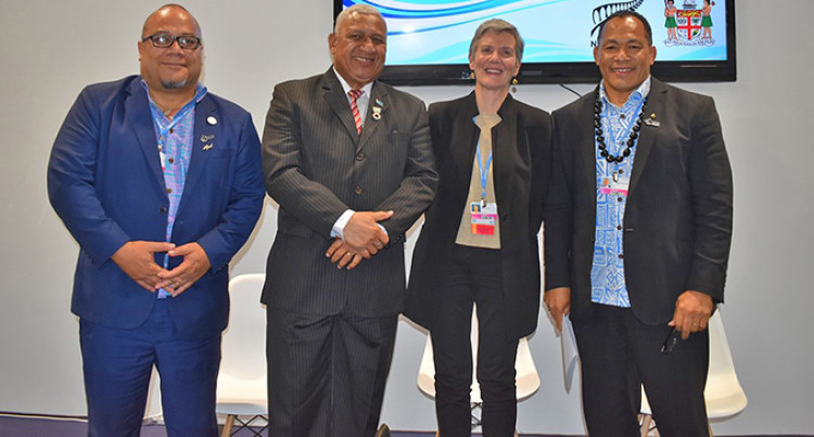 A Billion Eyes Are On You: PM Bainimarama To World Leaders