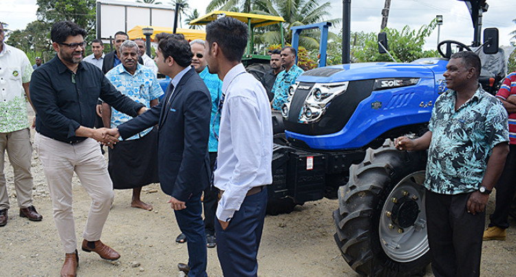 Agriculture Prospects Waiting: Acting PM