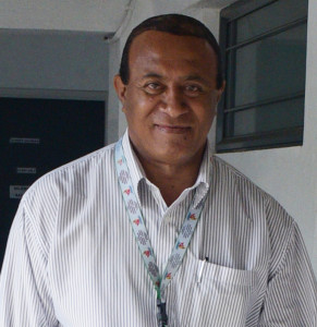 Ro Filipe Tuisawau Photo: Ronald Kumar