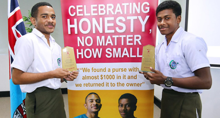 Fiji Sun Person Of The Year 4: Poster Boys Of Honesty