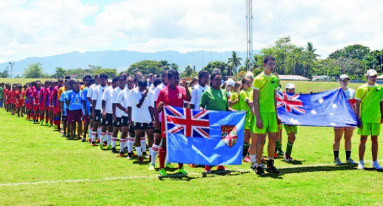 34 Teams For Ultimate Fiji Soccer Cup