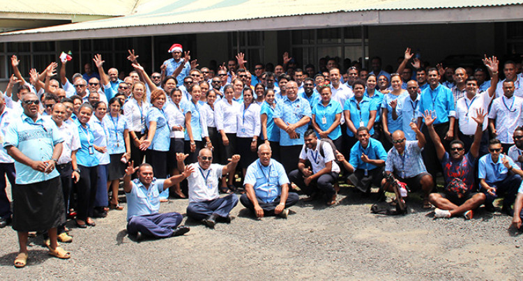 $1,135,000 Bonus For Fiji Airports Staff