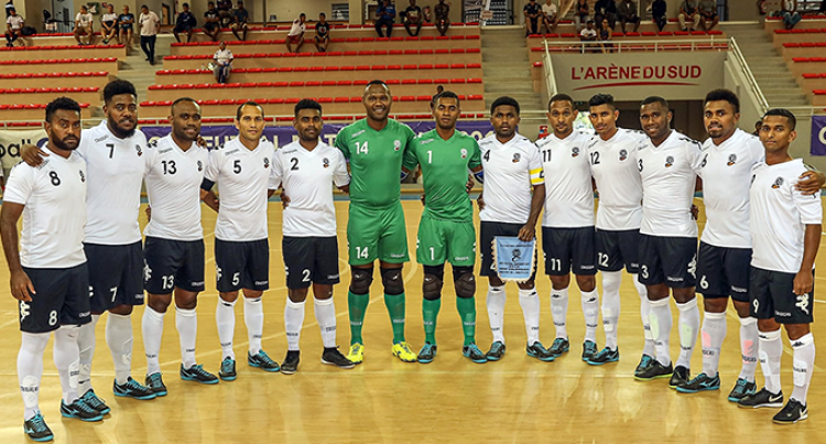 Sheldon Chanel: It's Time To Do More For Futsal