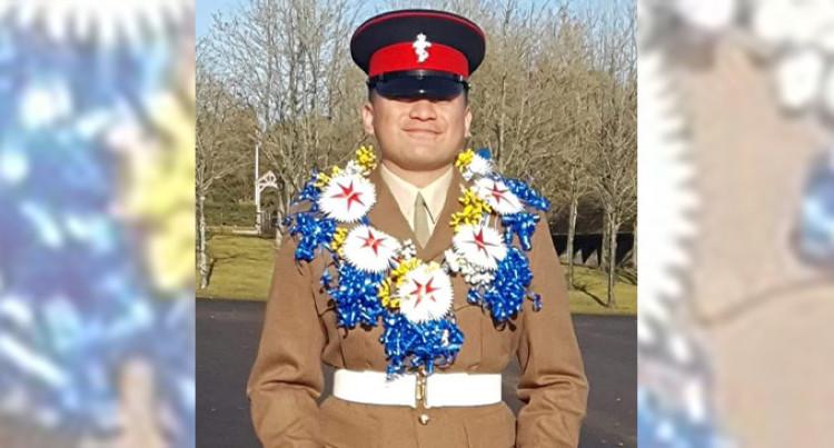 Fijian British Army Graduate Scores A Double