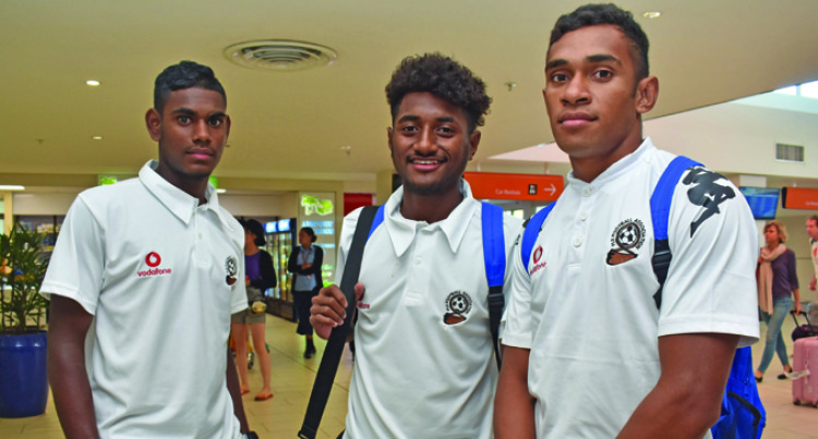 Footballers Await Visa Clearance