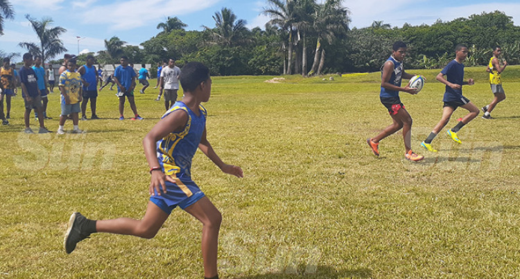 Students Upgrade Rugby Skills
