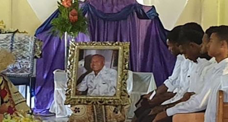 Former Principal Laid To Rest